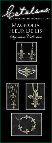 Catalano Magnolia Fleur De Lis Signature Collection