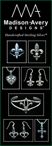 Madison Avery Designs Handcrafted Sterling Silver